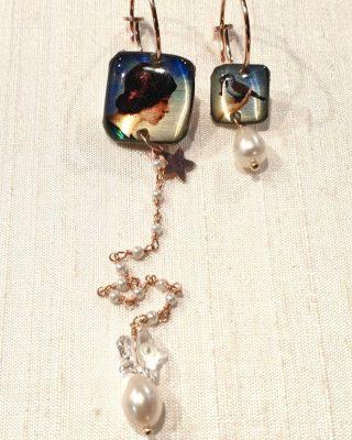 •Terrò la chiave. Per sempre• Collezione Onyric shoppingonline - alloveyou.it #alloveyou #earrings #onyric #silverjewelry #madeinitaly #artisanal #gioielliemozionali #trattareconcuraportarecongioia #alloveyoujewels @alloveyoujewels
