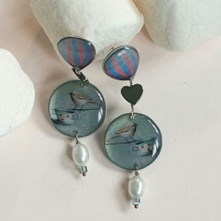 •Voglia di dolcezza• Nuova collezione *Freedom* Coming soon - alloveyou.it  #alloveyoujewels #earrings #trattareconcuraportarecongioia #gioielliemozionali #sweet #freedom #artisanal #jewels #madeinitaly #silverjewelry #alloveyou @alloveyoujewels