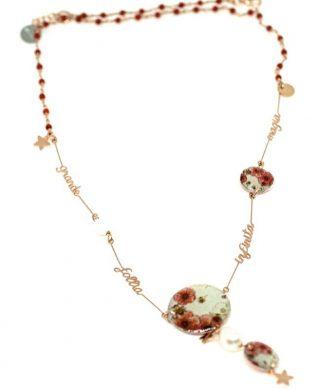 •Grande Follia Infinita Magia• Collezione Bisbigli Shoppingonline alloveyou.it #alloveyou #necklace #jewelry #silverjewelry #madeinitaly #artisanal #magia #follia #trattareconcuraportarecongioia #gioielliemozionali #alloveyoujewels @alloveyoujewels