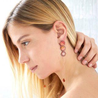 •Saper mettere le cose in fila• Nuova Collezione *Essential* Coming Soon - 8 marzo  #alloveyoujewels #earrings #trattareconcuraportarecongioia #silverjewels #madeinitaly #designjewelry #artisanal #italianhandmadejewelry #essential #alloveyou @alloveyoujewels
