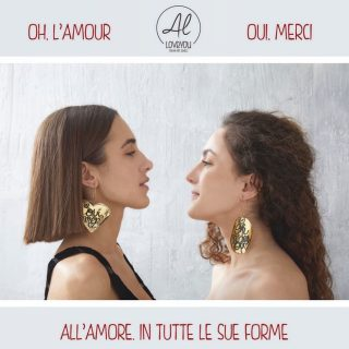 •San Valentino,  tutti i giorni• Happy Love Day, H. Valentines  New Collection - coming soon #alloveyoujewels #earring #loveyou #happyvalentines #trattareconcuraportarecongioia #silverjewels #artisanal #cartaluce #ohlamour #aloveyou #designjewelry @saragio.it @alloveyoujewels