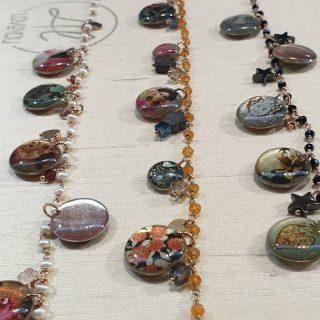 •Quando serve quel filo di speranza• Collezione Gli Adorabili - shopping online #alloveyou #silverjewelry #necklace #silverjewelry #madeinitaly #artisanal #gioielliemozionali #beunique #colors #trattareconcuraportarecongioia #alloveyoujewels @alloveyoujewels